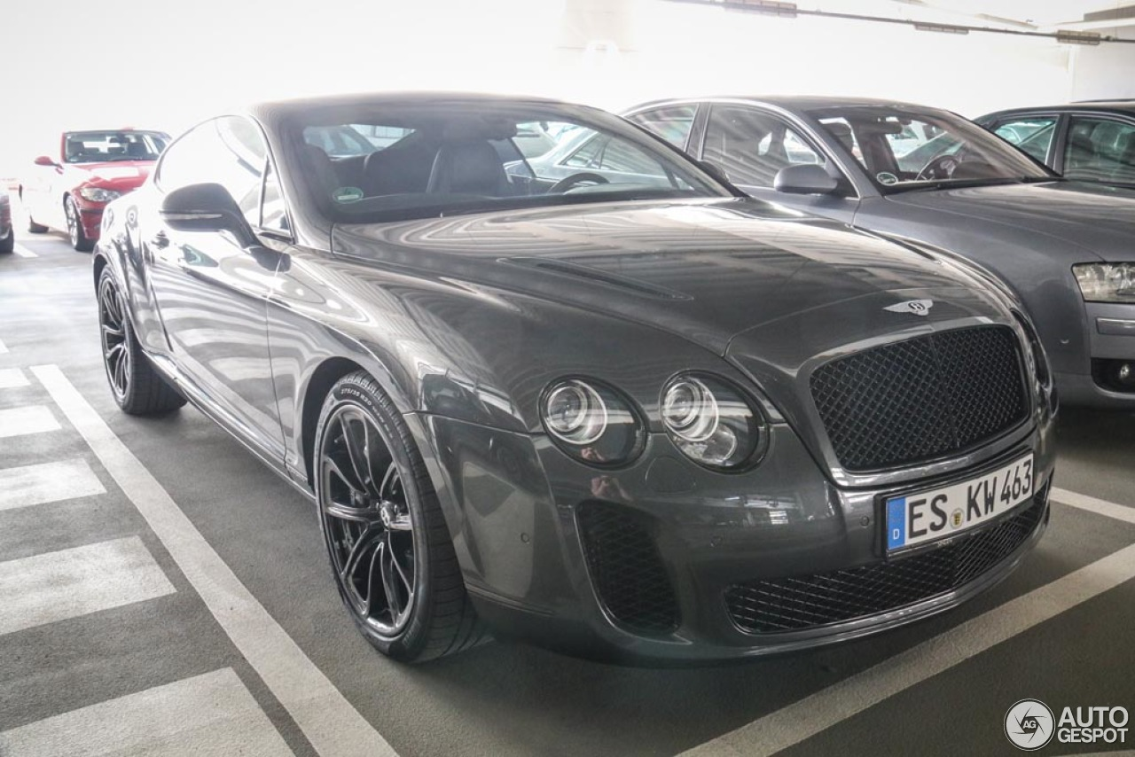Bentley Continental Supersports Coupé 5