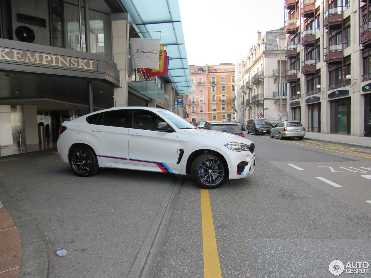 Bmw X6 M F86 18 March 2016 Autogespot