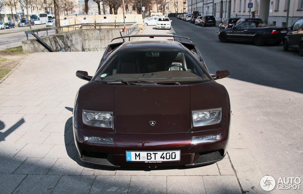 2010 Lamborghini Diablo 6.0 photo - 1