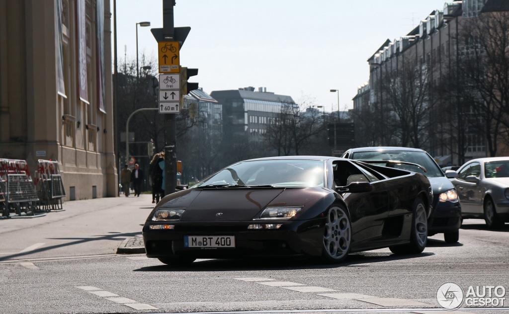 Lamborghini Diablo Vt 6 0 Se 18 March 2016 Autogespot