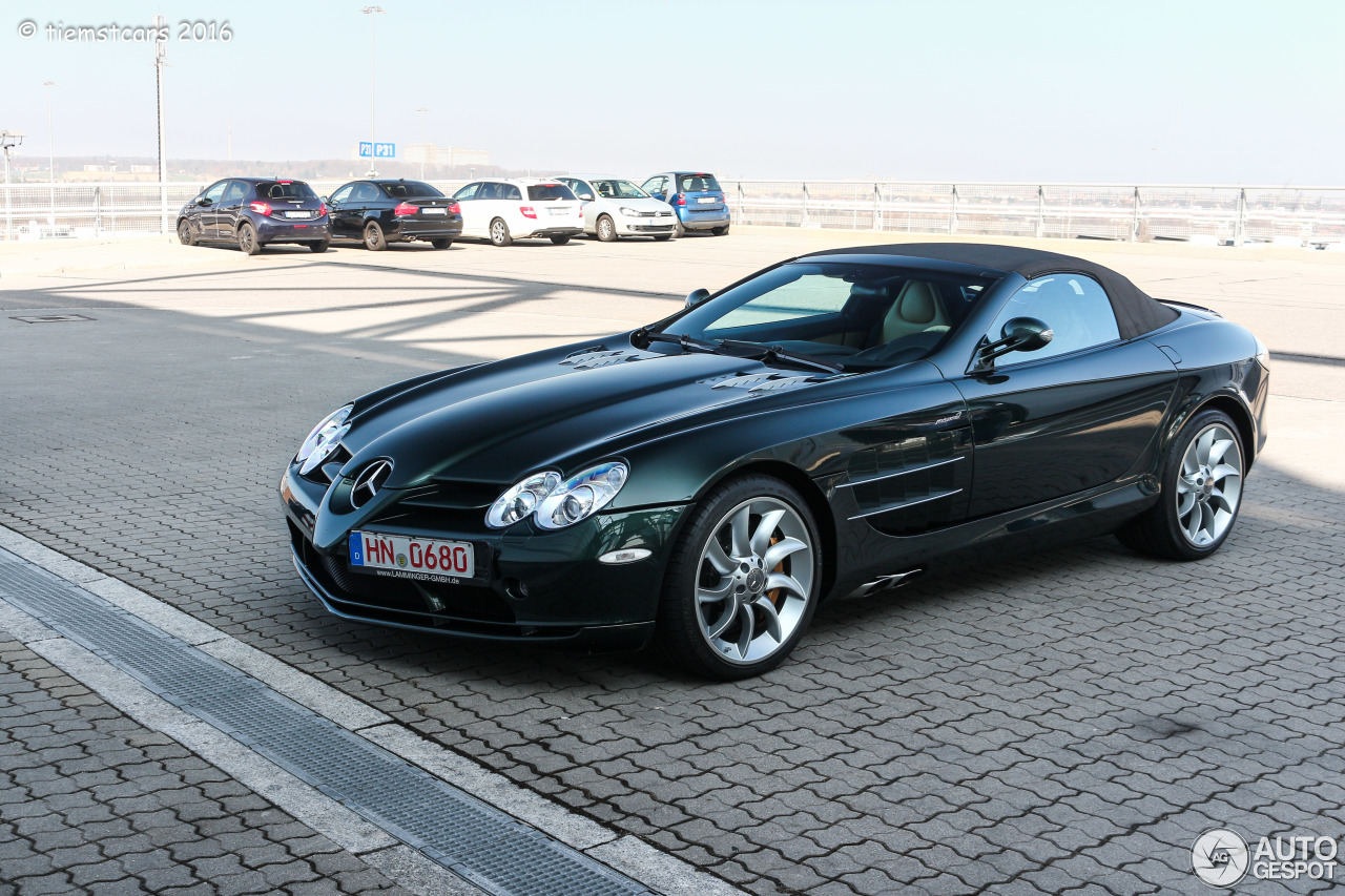 Mercedes Benz Slr Mclaren Roadster 18 March 2016