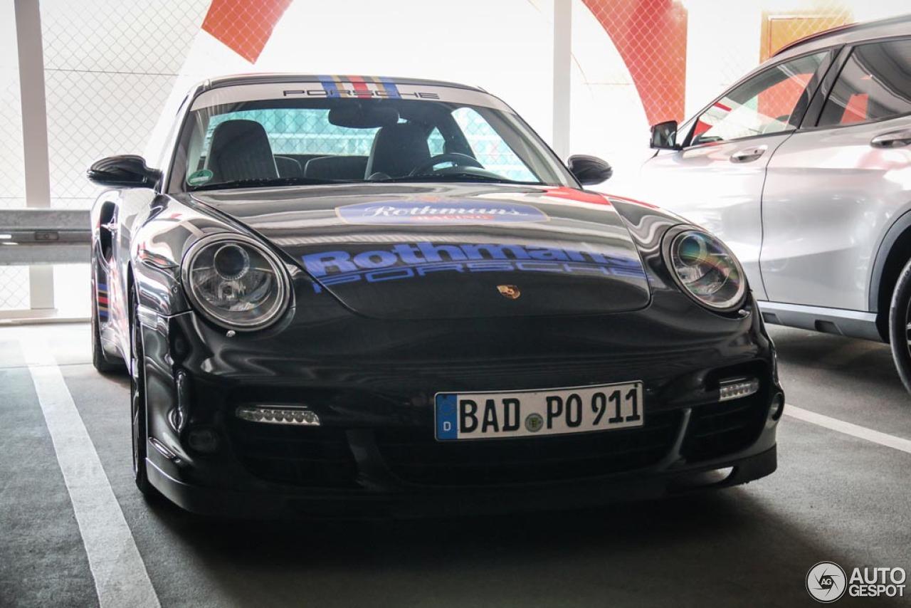 Porsche 997 Turbo MkI 7
