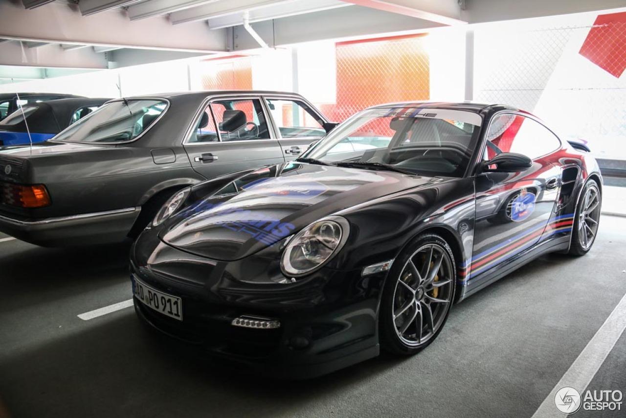 Porsche 997 Turbo MkI 8