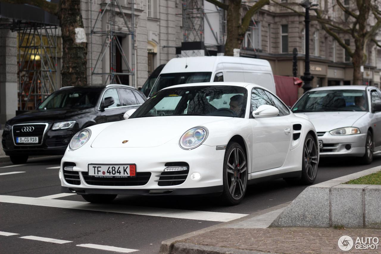 Porsche 997 Turbo MkII 3