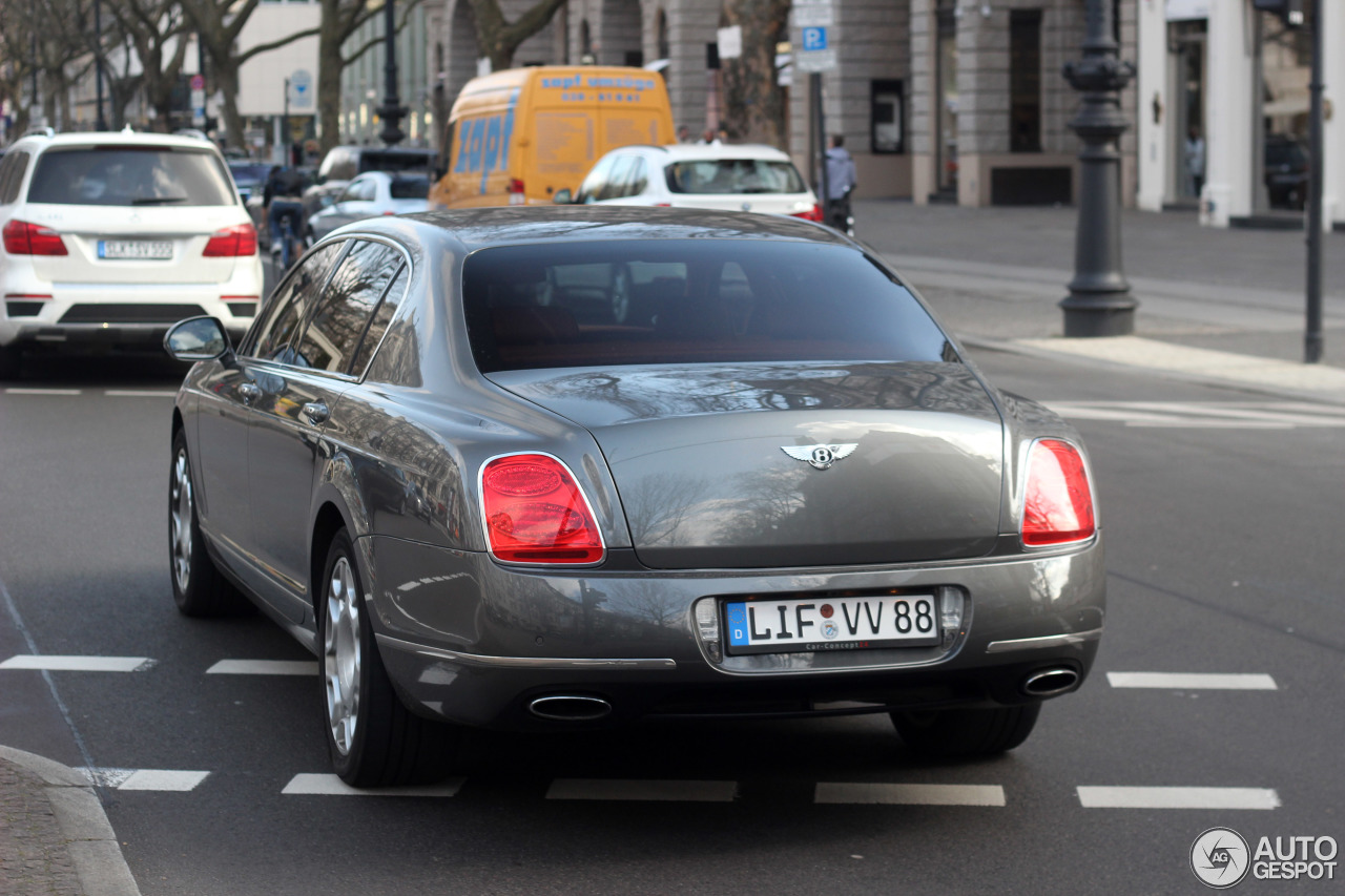 Bentley Continental Flying Spur 4