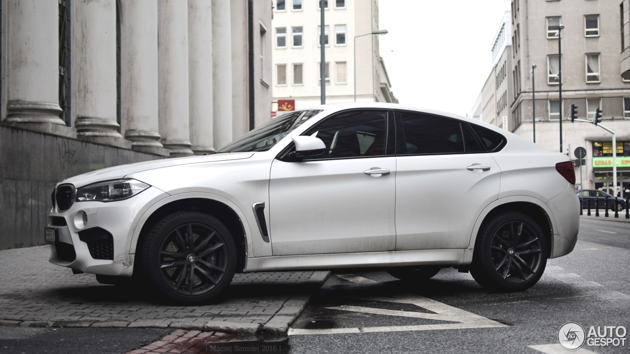 Bmw X6 M F86 19 March 2016 Autogespot