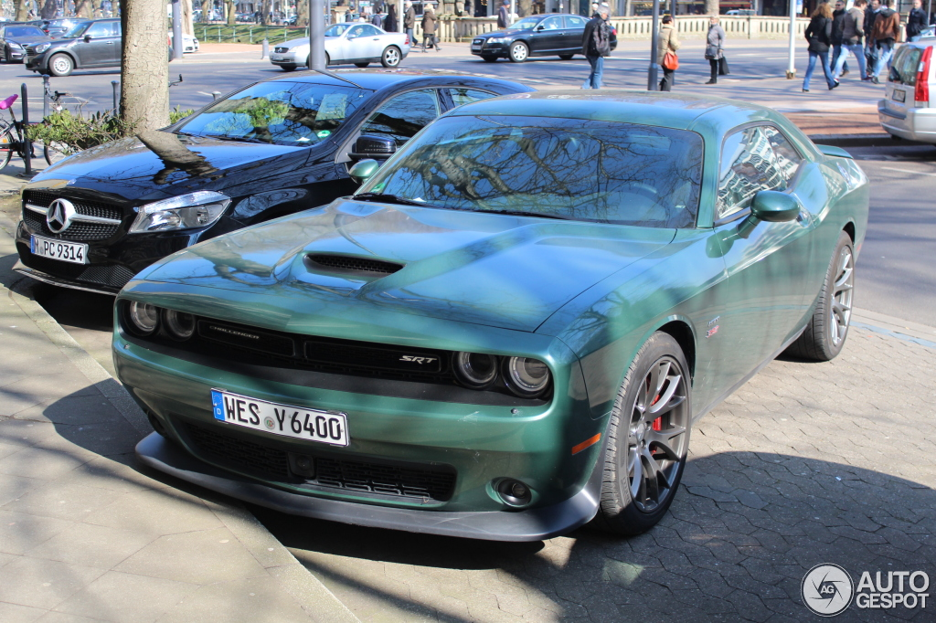 Dodge Challenger Srt 8 392 19 March 2016 Autogespot