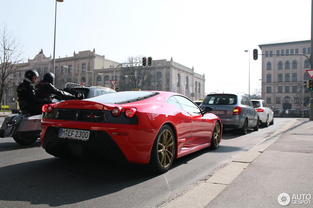 Ferrari 430 Scuderia 3