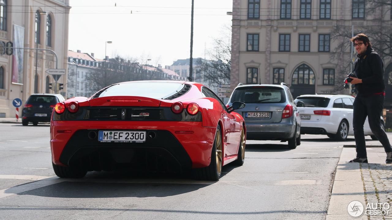 Ferrari 430 Scuderia 4