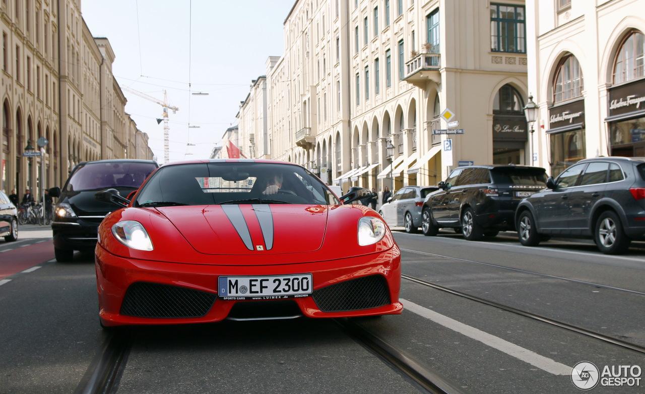 Ferrari 430 Scuderia 7