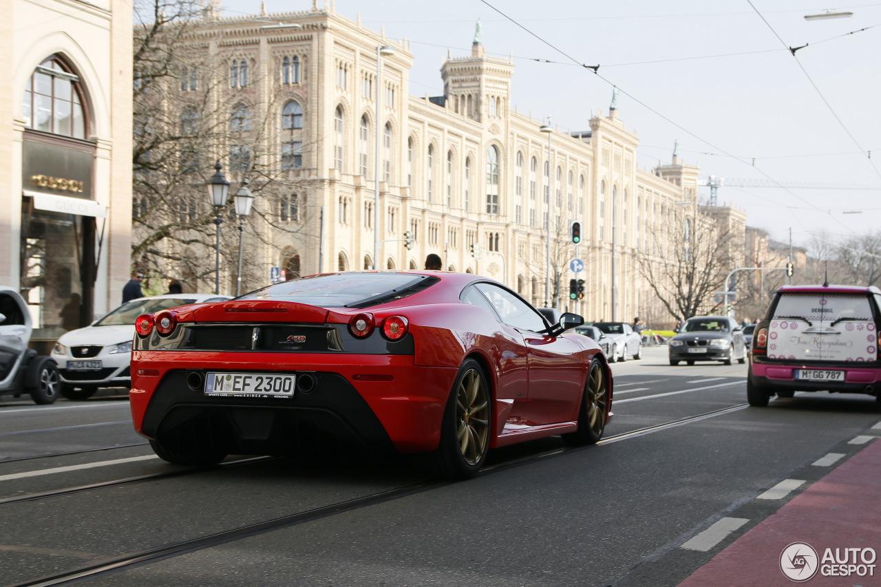 Ferrari 430 Scuderia 8