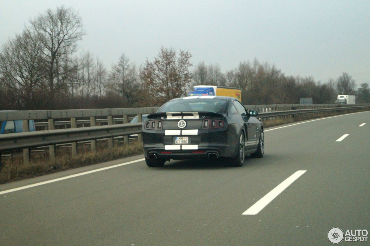 Ford Mustang Shelby GT500 2013 1