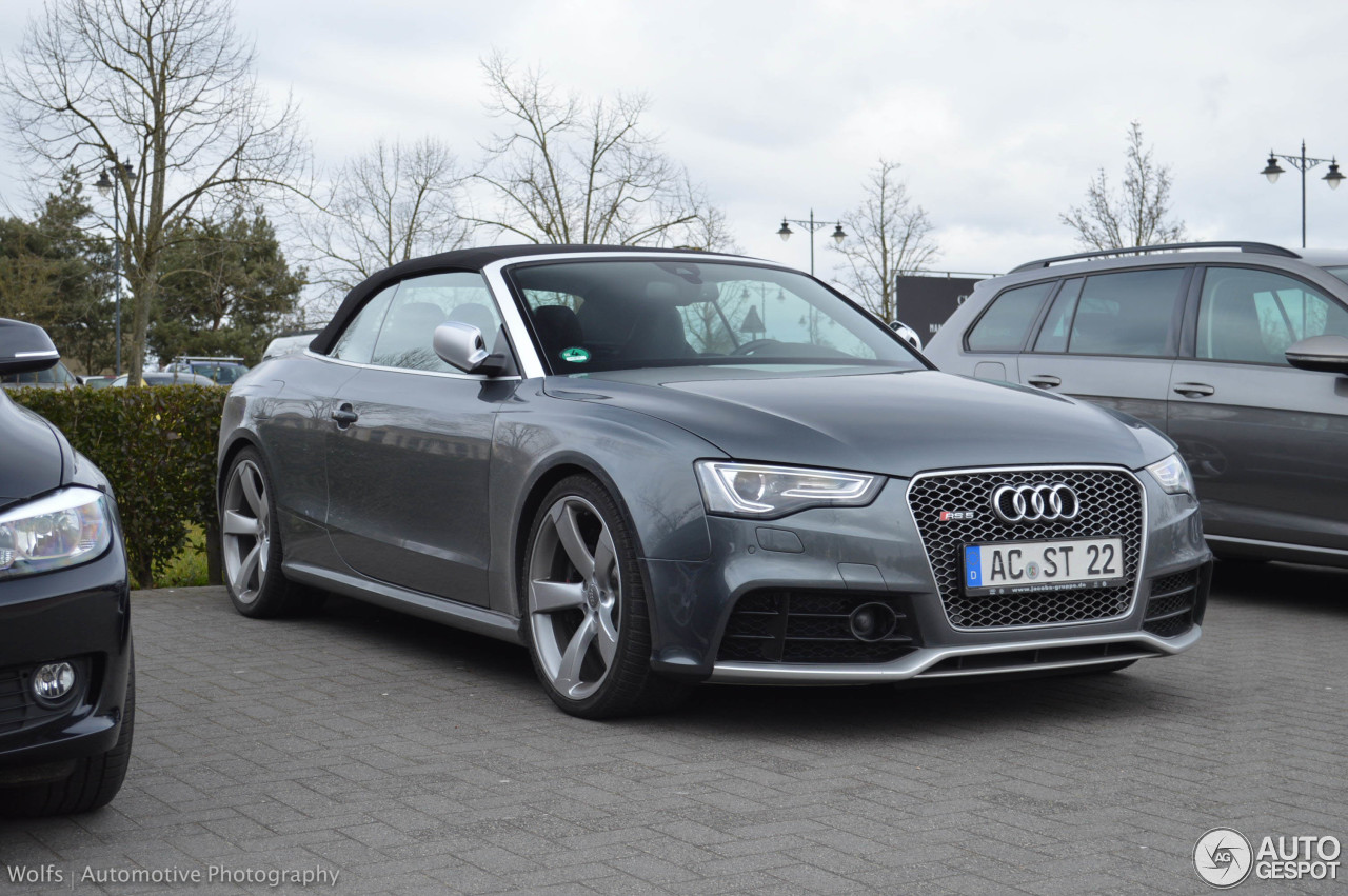 audi rs5 cabriolet b8 20 march 2016 autogespot. Black Bedroom Furniture Sets. Home Design Ideas