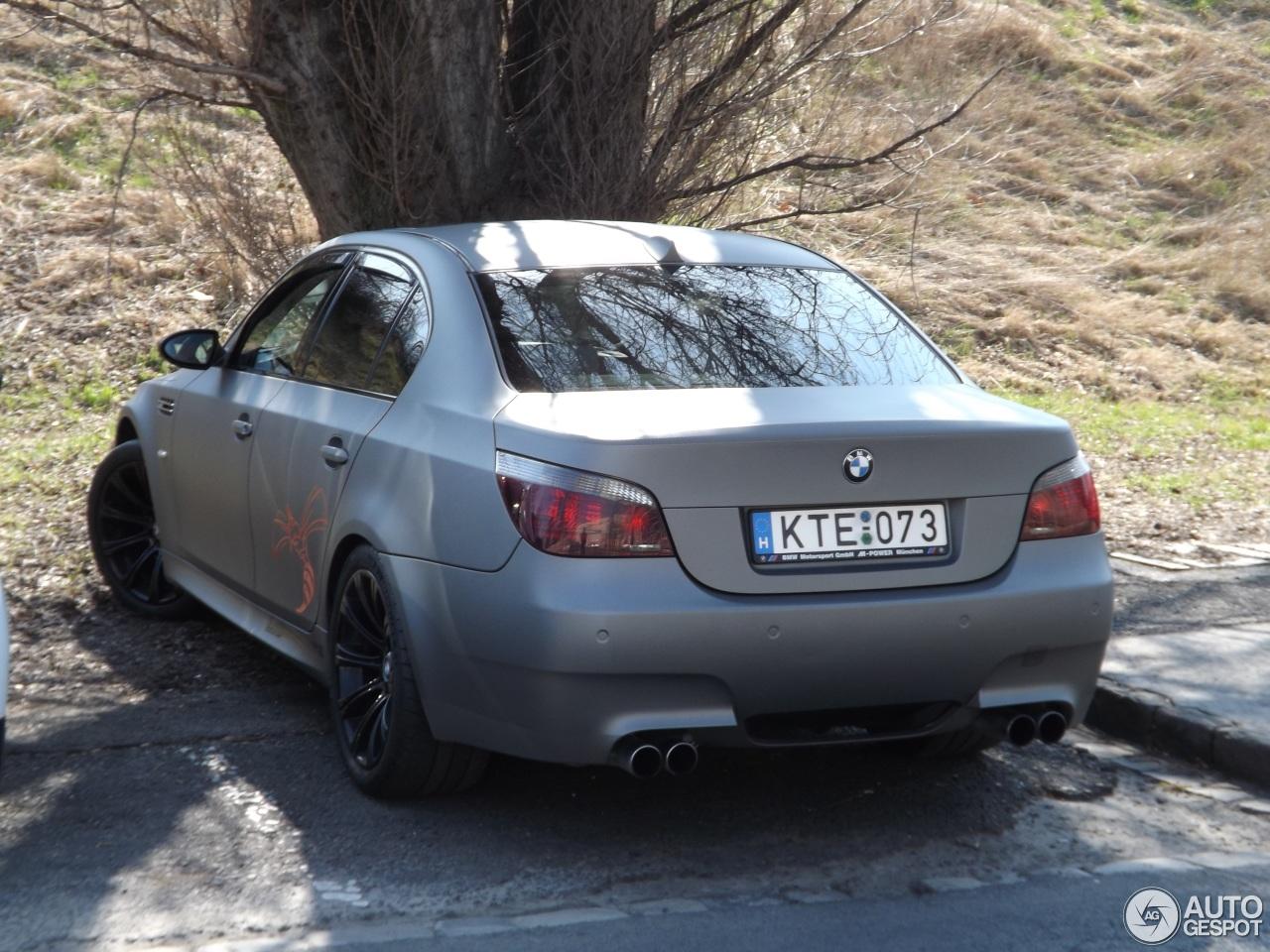 BMW M5 E60 2005 - 20 March 2016 - Autogespot