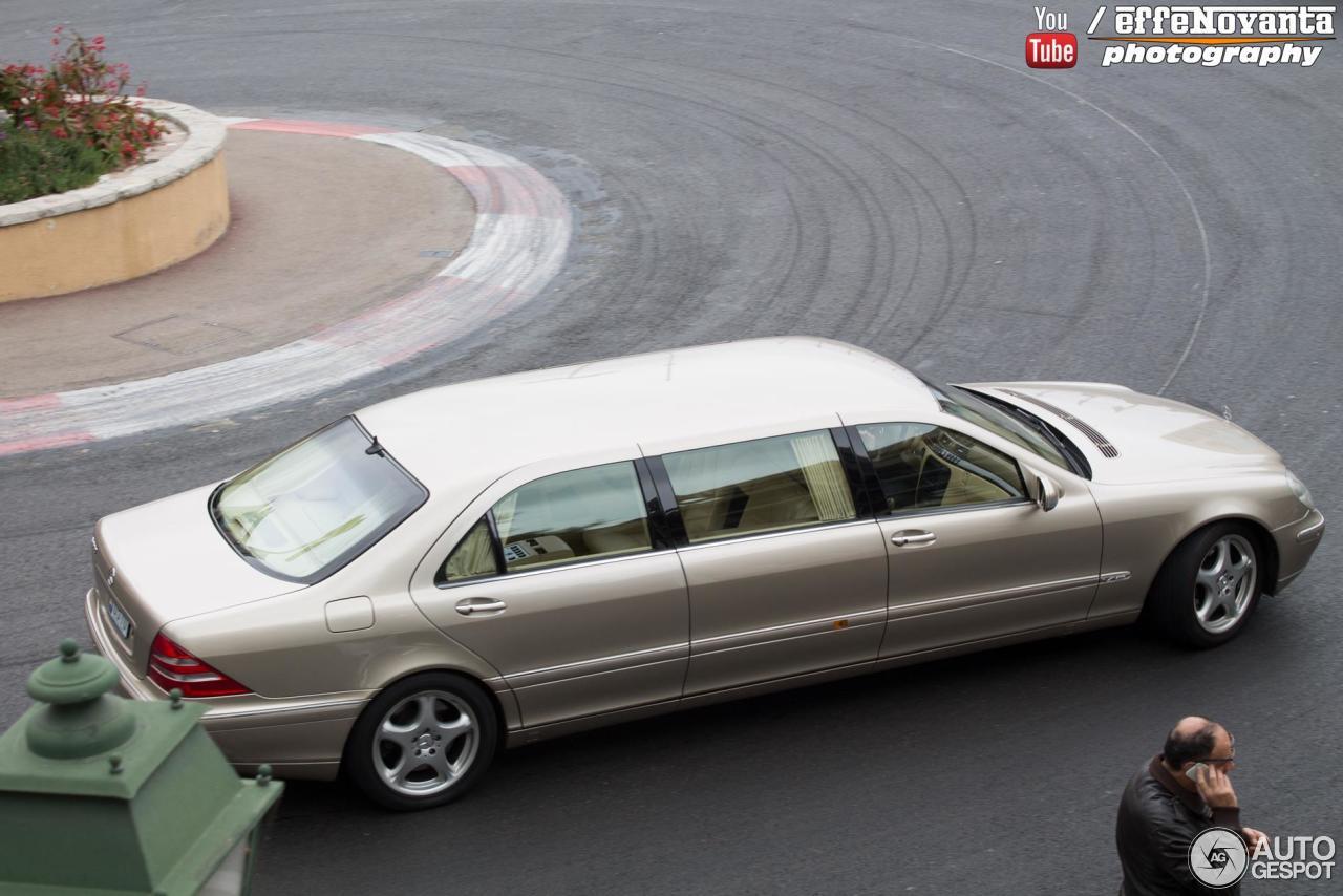Mercedes benz s 600 pullman 20 maart 2016 autogespot for Mercedes benz c 600