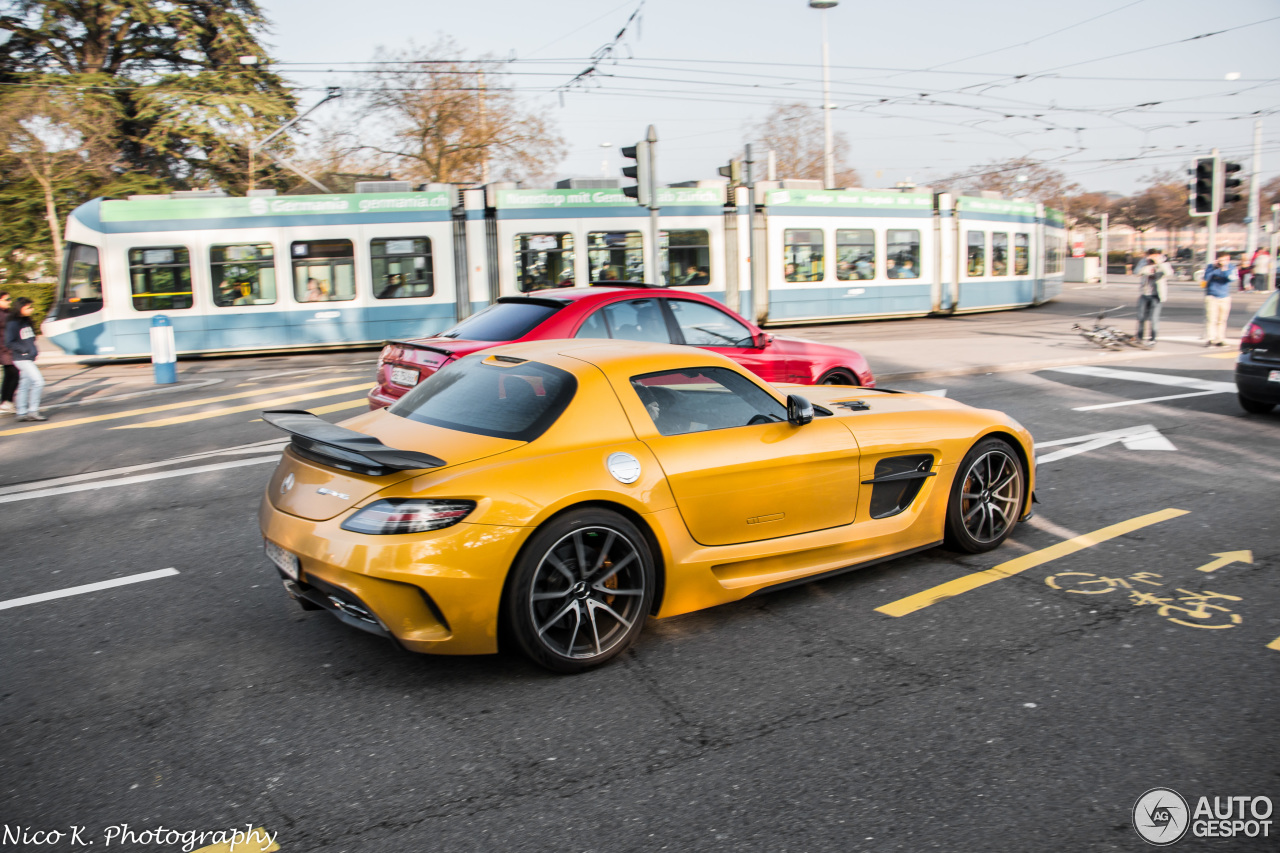 Mercedes benz sls amg black series 20 maart 2016 for Silverlit mercedes benz sls amg
