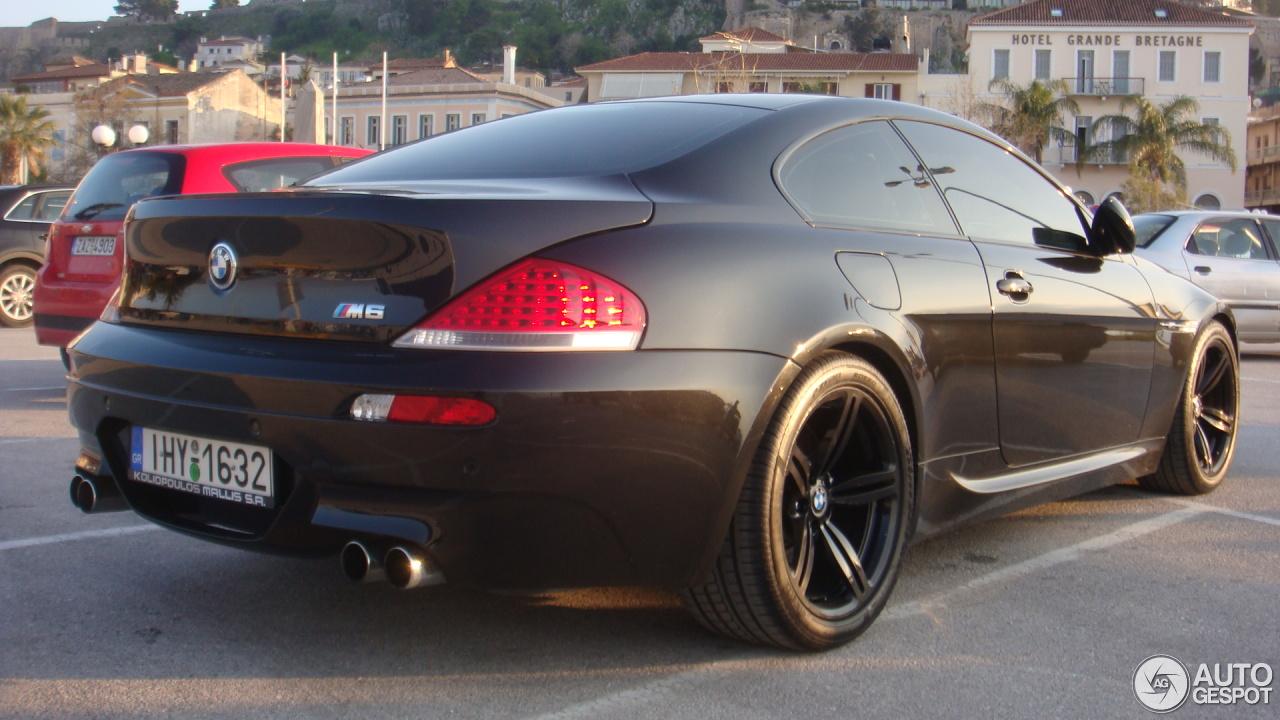 BMW M6 E63 - 21 March 2016 - Autogespot