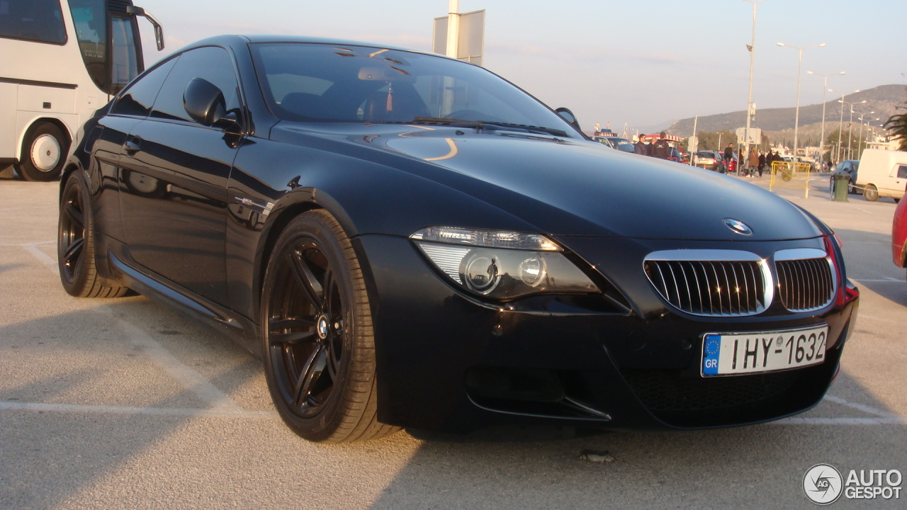 bmw m6 e63 21 march 2016 autogespot. Black Bedroom Furniture Sets. Home Design Ideas