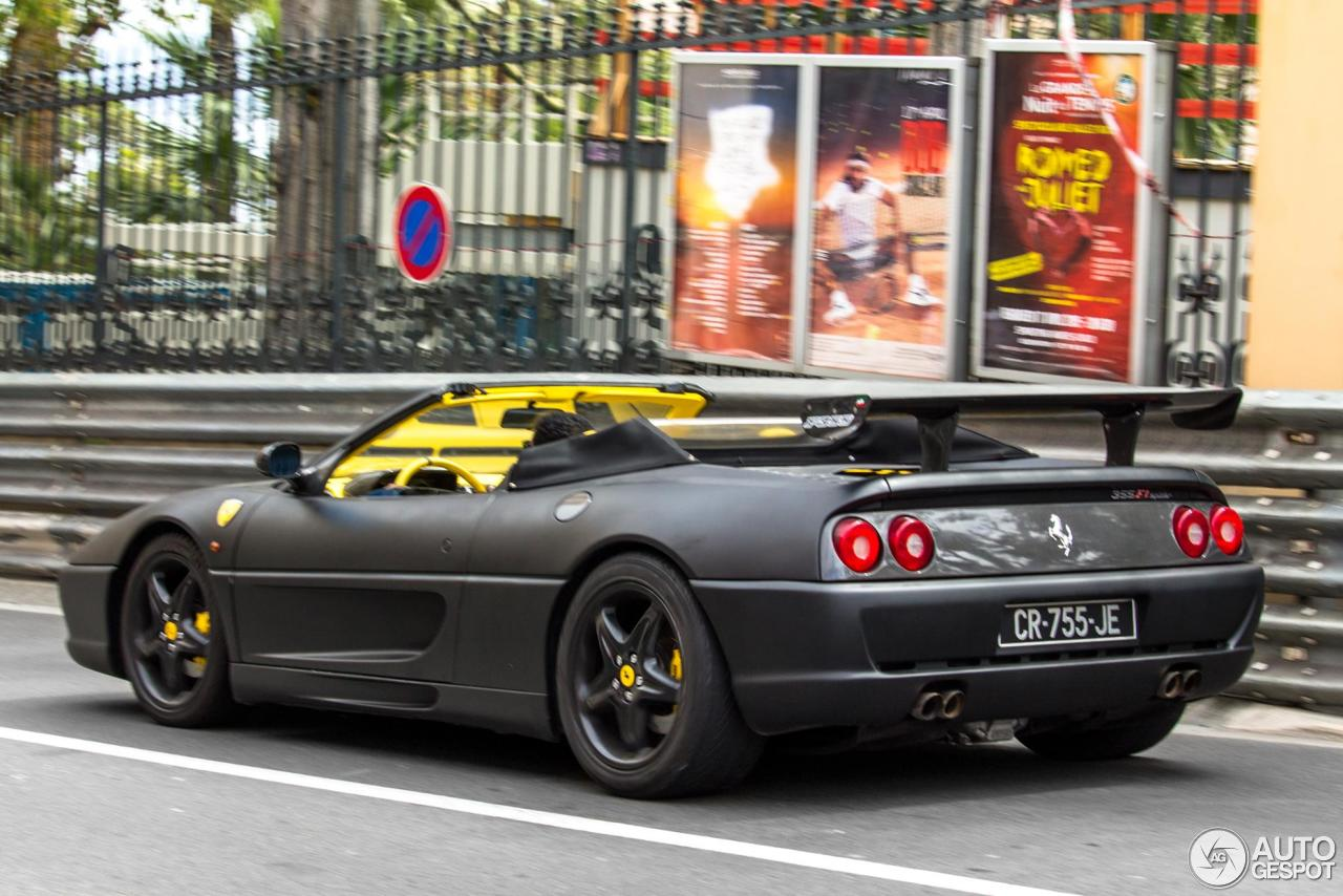 ferrari f355 spider 21 march 2016 autogespot. Black Bedroom Furniture Sets. Home Design Ideas