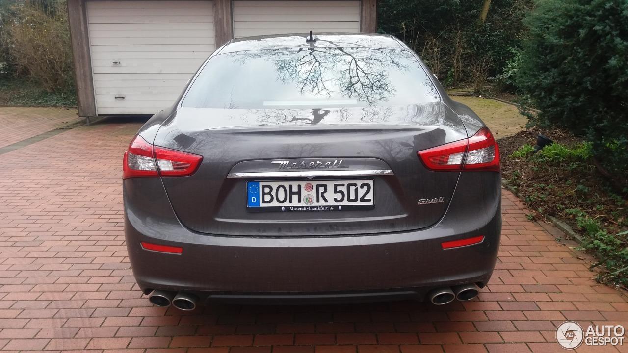 Maserati Ghibli 2013 6