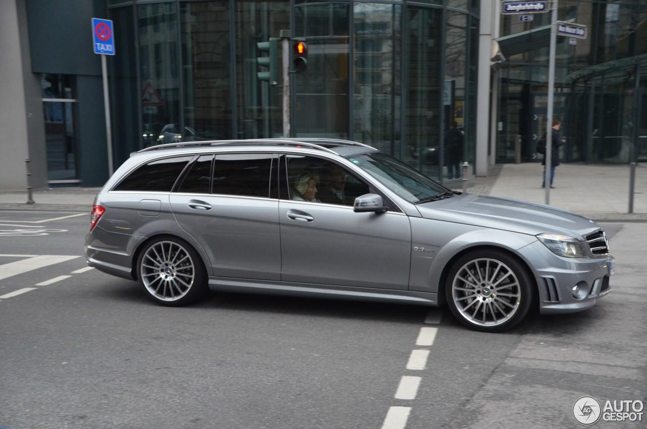 Mercedes-Benz C 63 AMG Estate 2