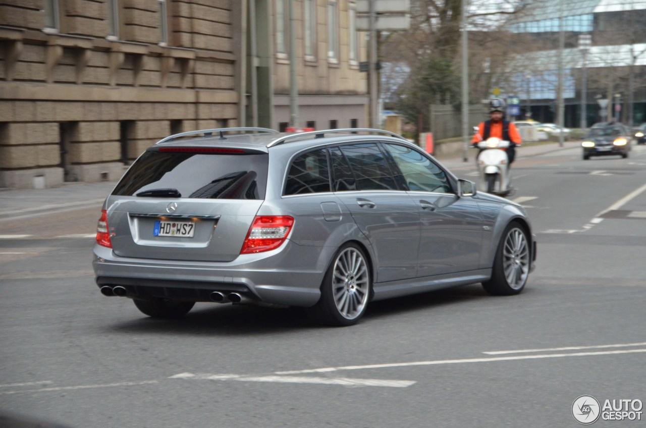 Mercedes-Benz C 63 AMG Estate 6