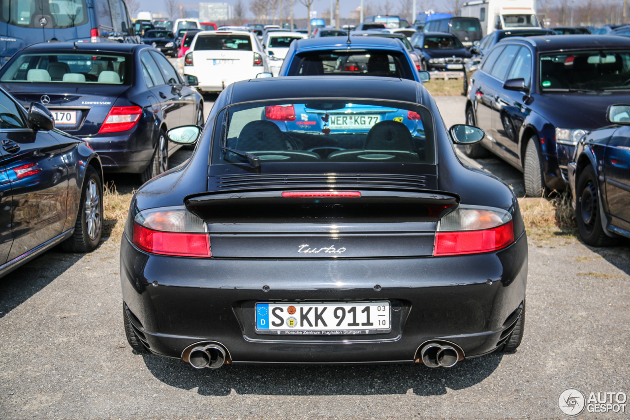 Porsche 996 Turbo 5