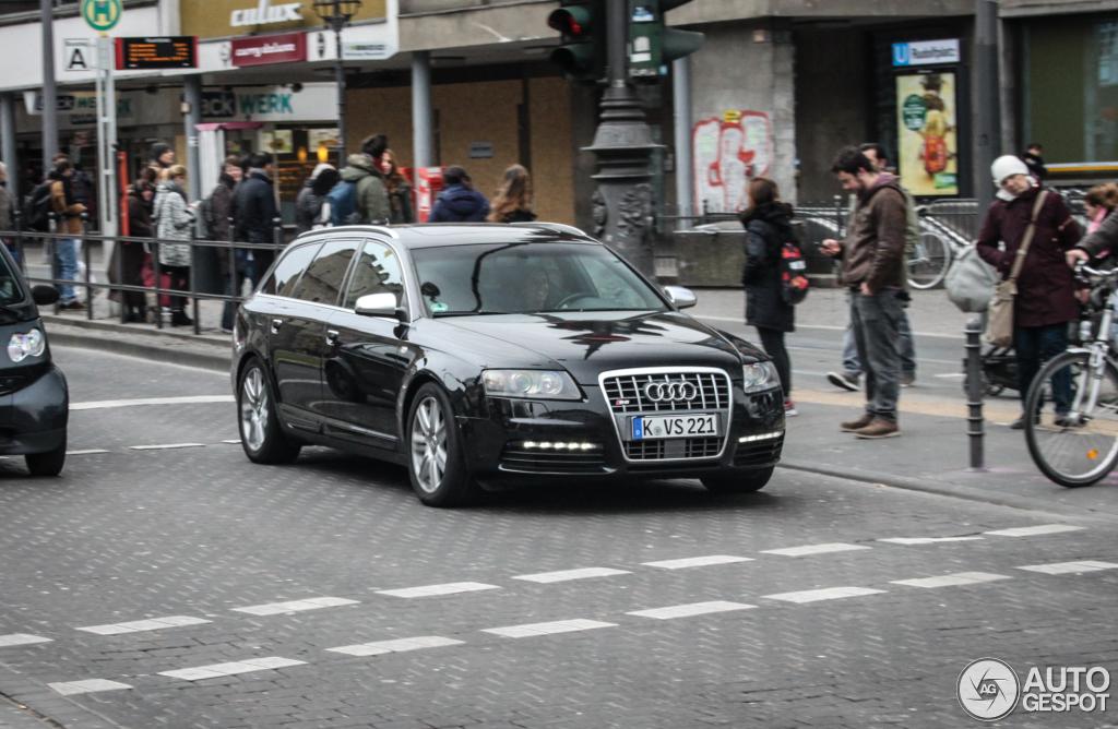 Audi S6 Avant 1