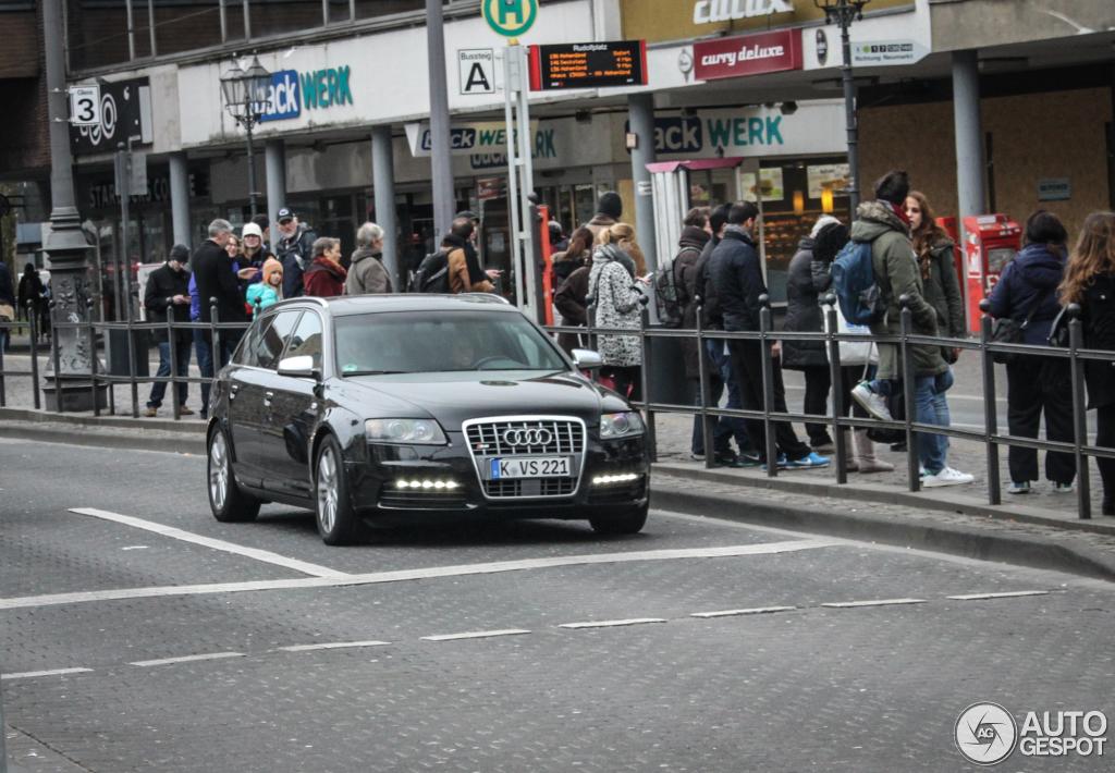 Audi S6 Avant 2