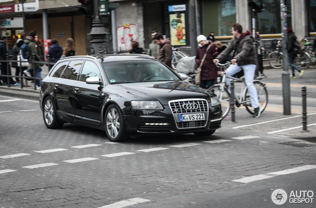 Audi S6 Avant 3