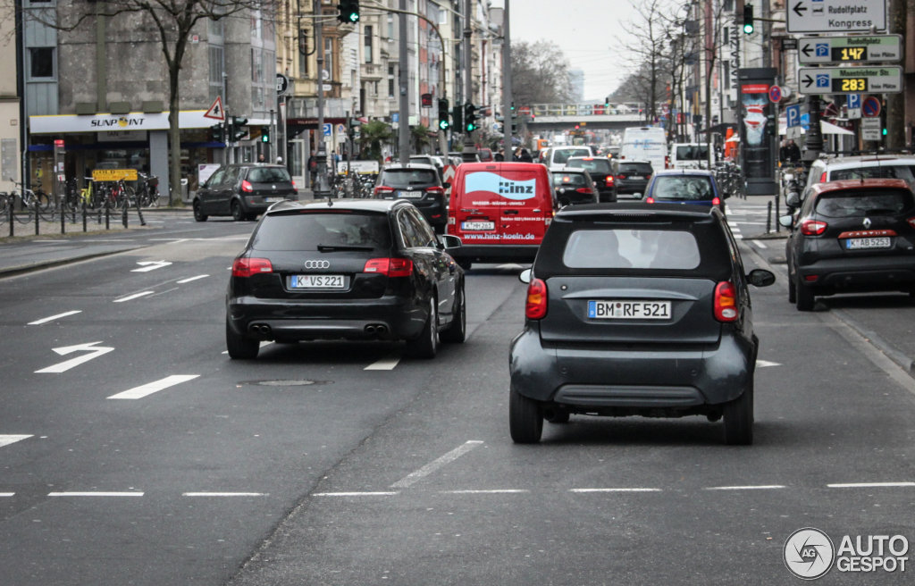 Audi S6 Avant 5
