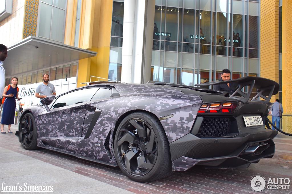 Lamborghini Aventador LP900 4 DMC SV Limited Edition   23 March 2016    Autogespot