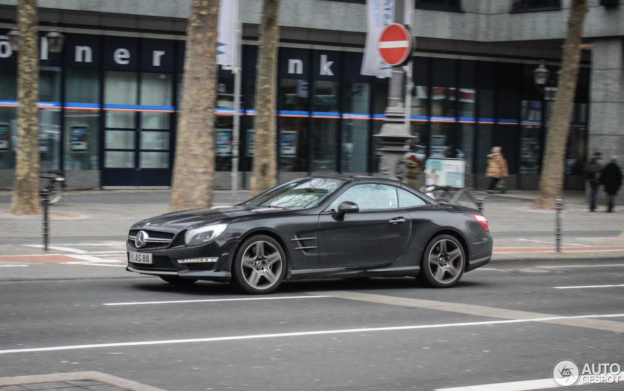 Mercedes-Benz SL 63 AMG R231 2