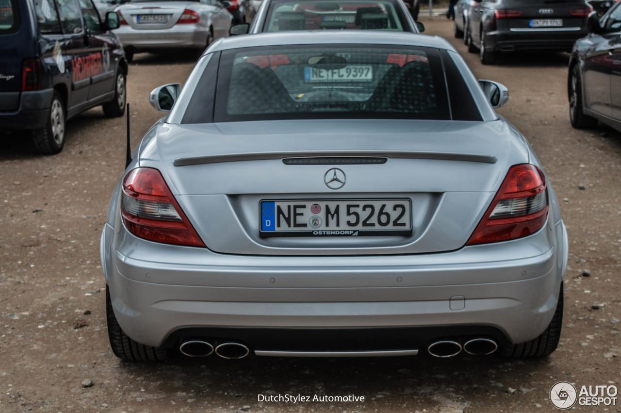 Mercedes benz slk 55 amg r171 2007 23 march 2016 for 2007 mercedes benz slk