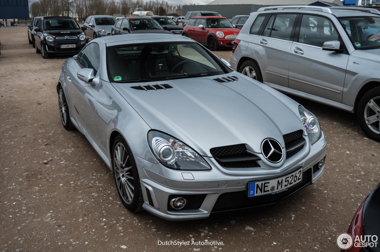 Mercedes benz slk 55 amg r171 2007 23 maart 2016 for 2007 mercedes benz slk