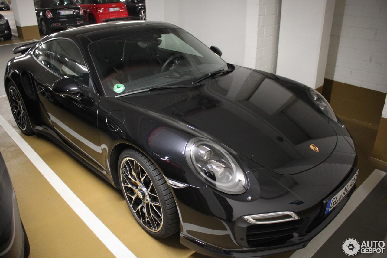 Porsche 991 Turbo S 6