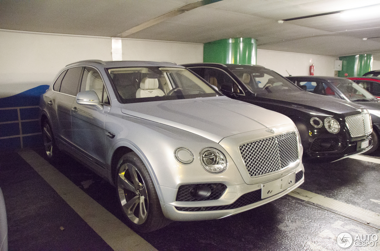 Bentley Bentayga - 24 maart 2016 - Autogespot