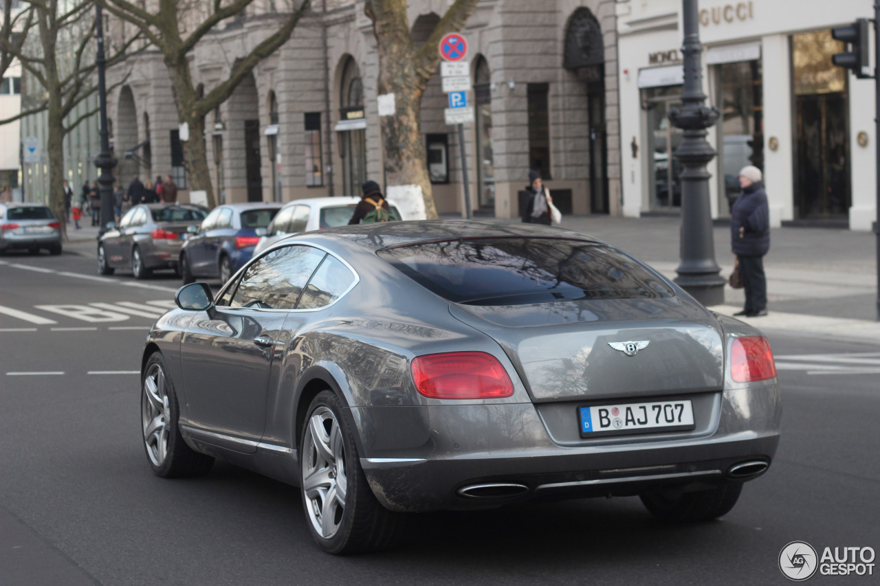 Bentley Continental GT 2012 1