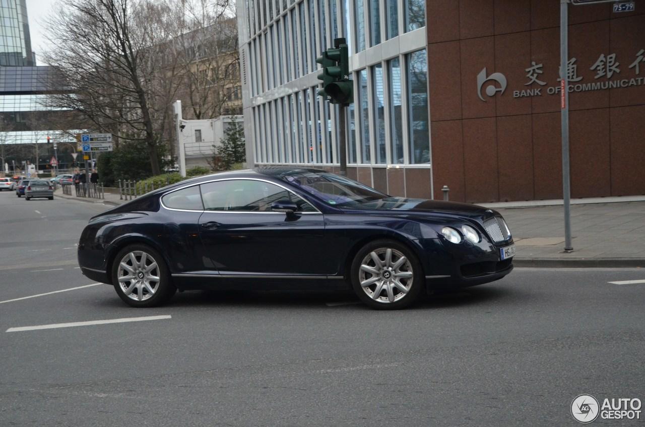 Bentley Continental GT 2