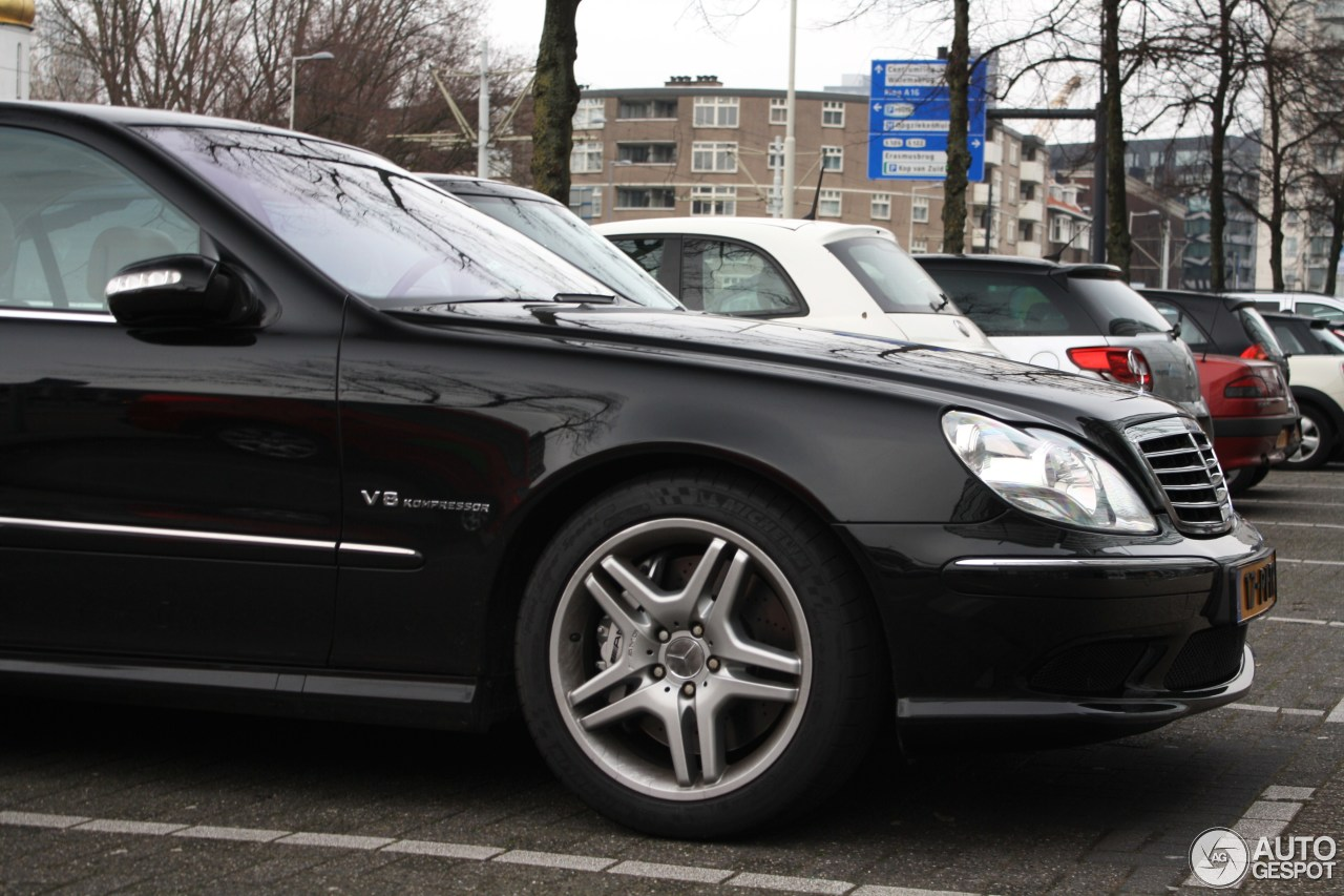 Mercedes benz s 55 amg w220 kompressor 24 march 2016 for Mercedes benz s 55 amg
