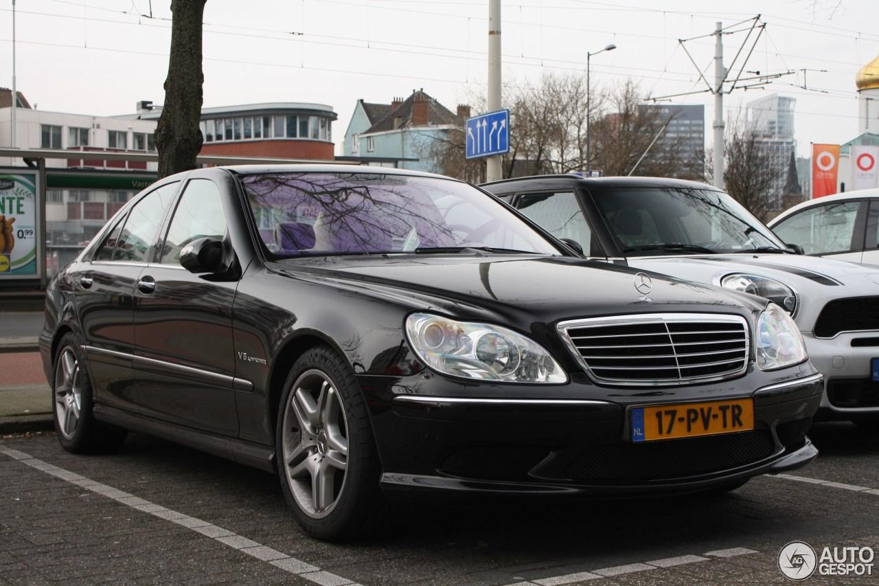 Mercedes benz s 55 amg w220 kompressor 24 maart 2016 for Mercedes benz s 55