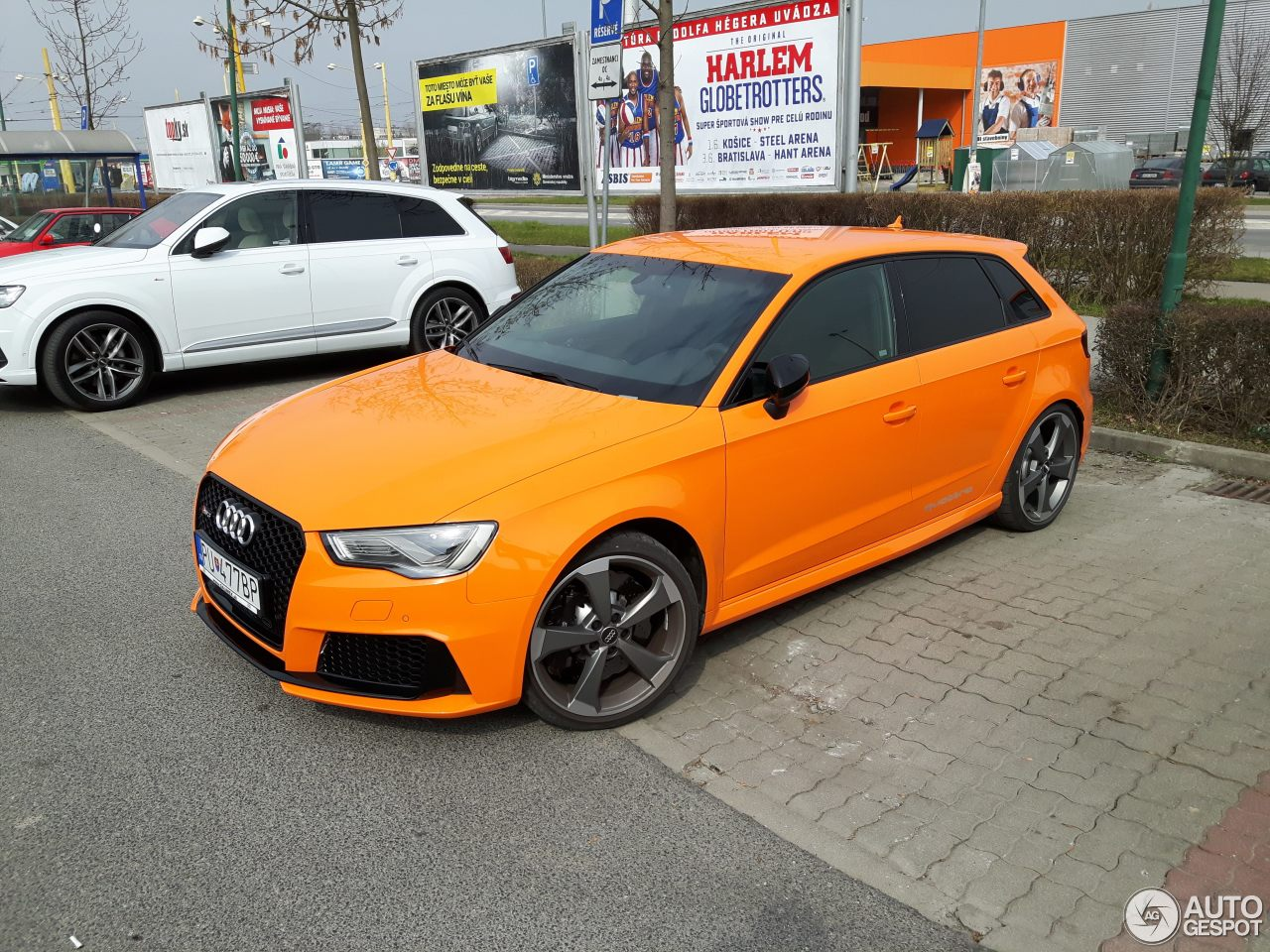 audi rs3 sportback 8v 25 march 2016 autogespot. Black Bedroom Furniture Sets. Home Design Ideas