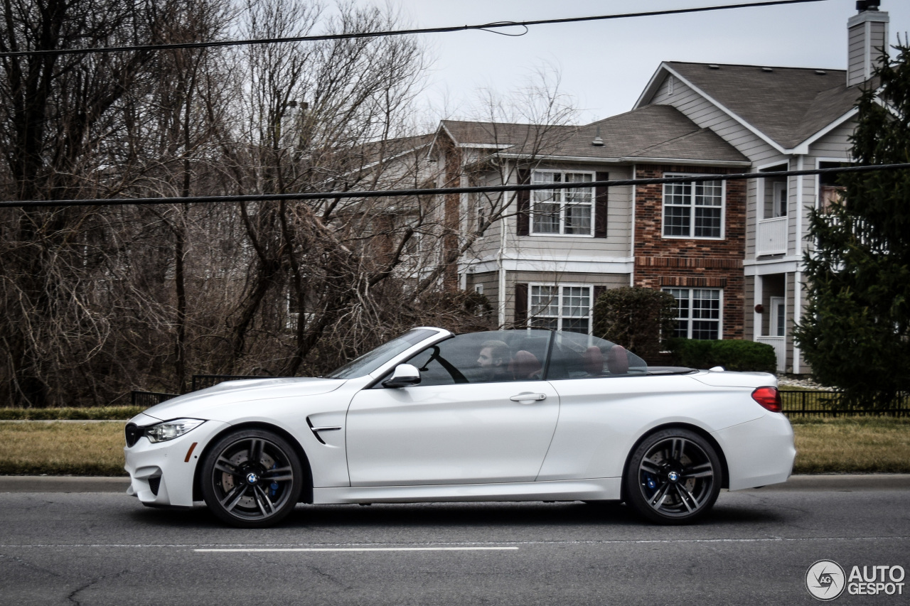 Bmw For Sale Overland Park >> BMW M4 F83 Convertible - 25 March 2016 - Autogespot