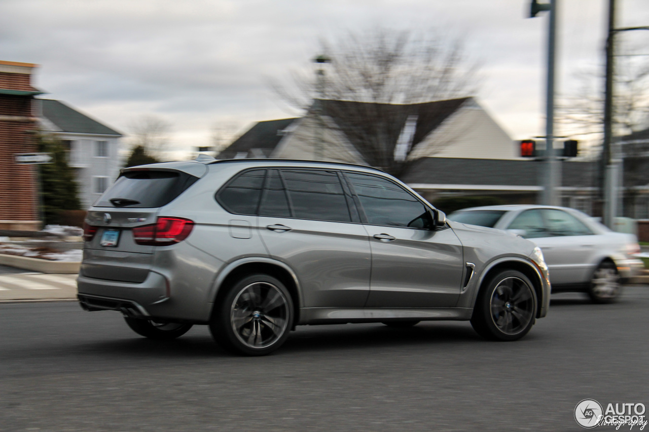 BMW X5 M F85 - 25 March 2016 - Autogespot