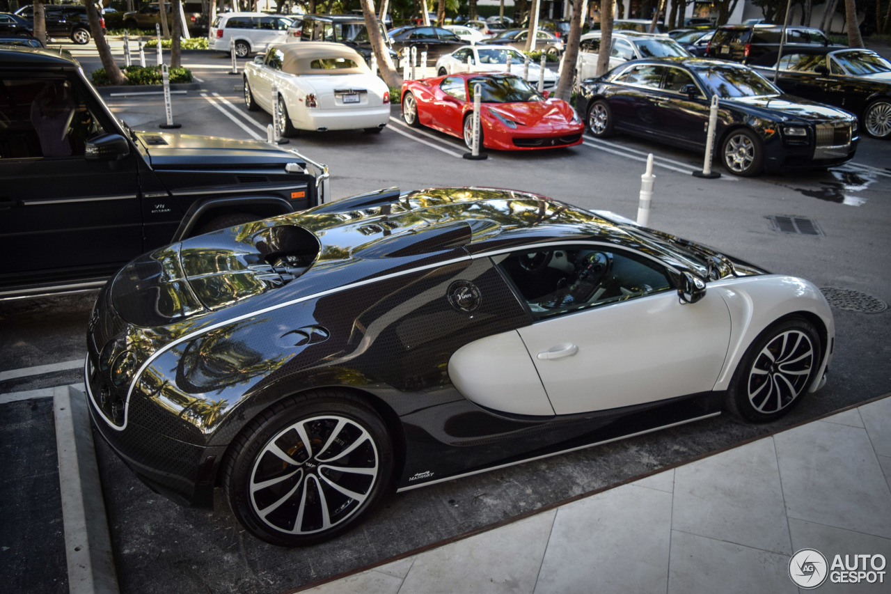 10 I Bugatti Veyron 16.4 Mansory Vivere 10
