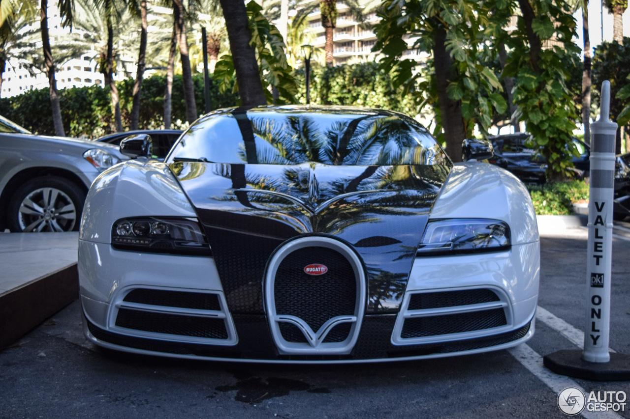 3 I Bugatti Veyron 16.4 Mansory Vivere 3