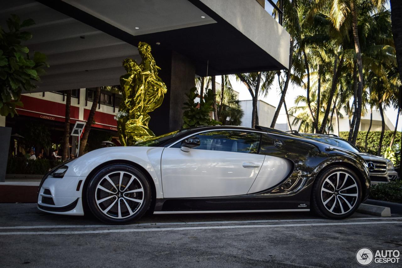 6 I Bugatti Veyron 16.4 Mansory Vivere 6