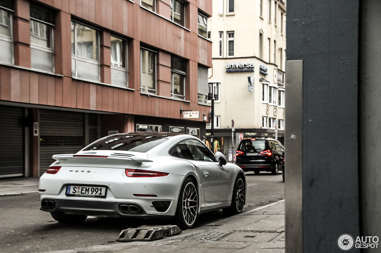 Porsche 991 Turbo S 1