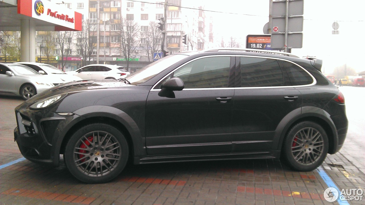 porsche mansory 958 cayenne 25 march 2016 autogespot. Black Bedroom Furniture Sets. Home Design Ideas