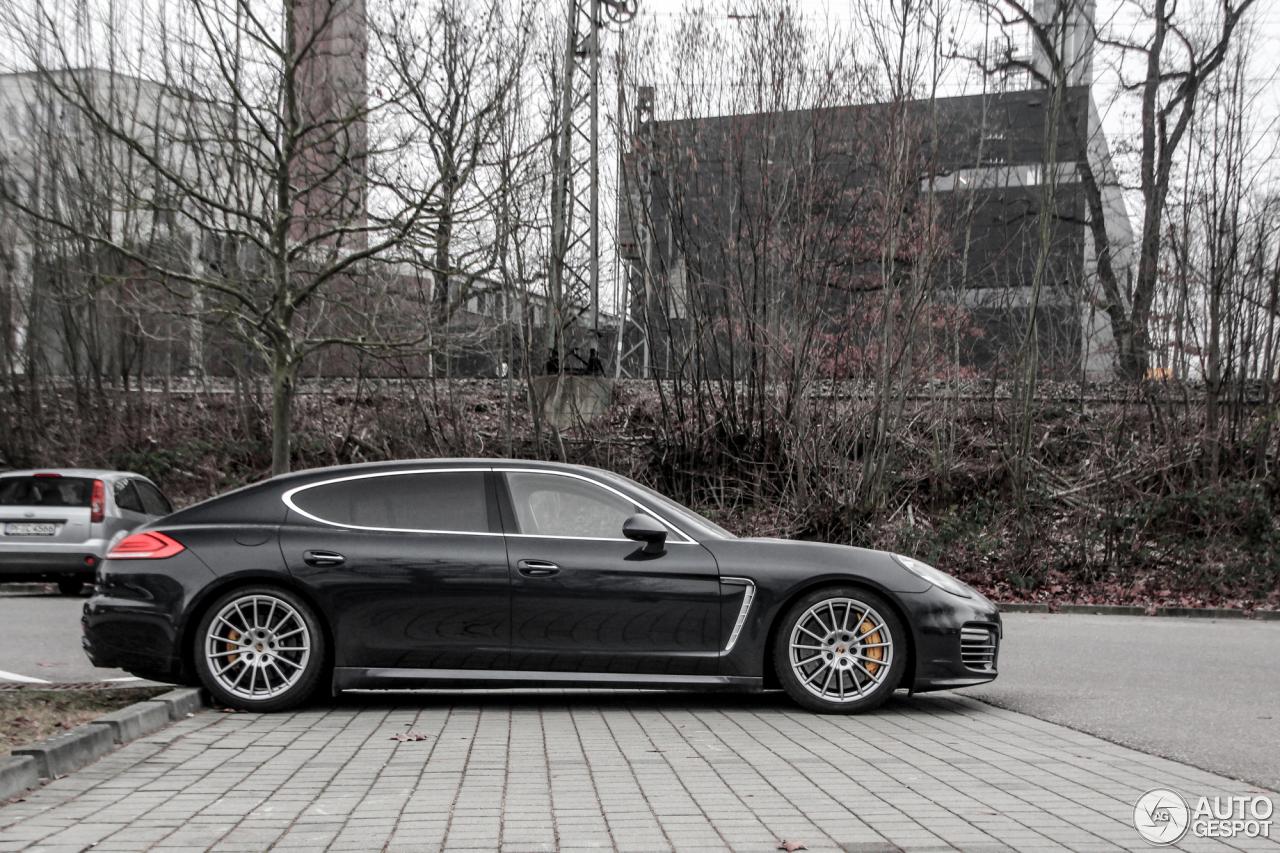 Porsche Panamera Turbo S Executive Mkii 25 March 2016